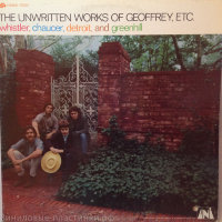 Whister, Chaucer, Detroit, &Greenhill - The Unwritten Works…