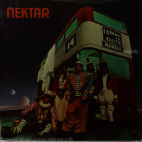 Nektar - Down To Earth (Quadro)(Foc)