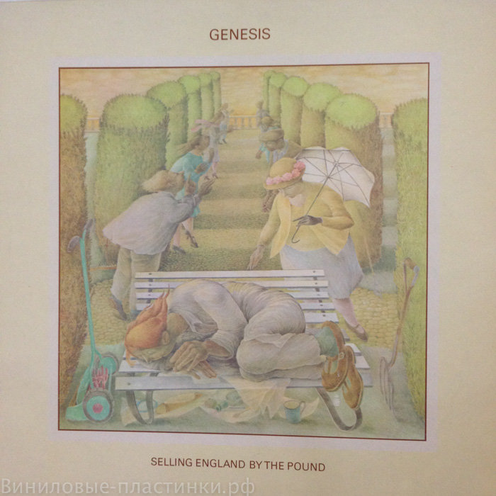 Genesis - Selling England By The